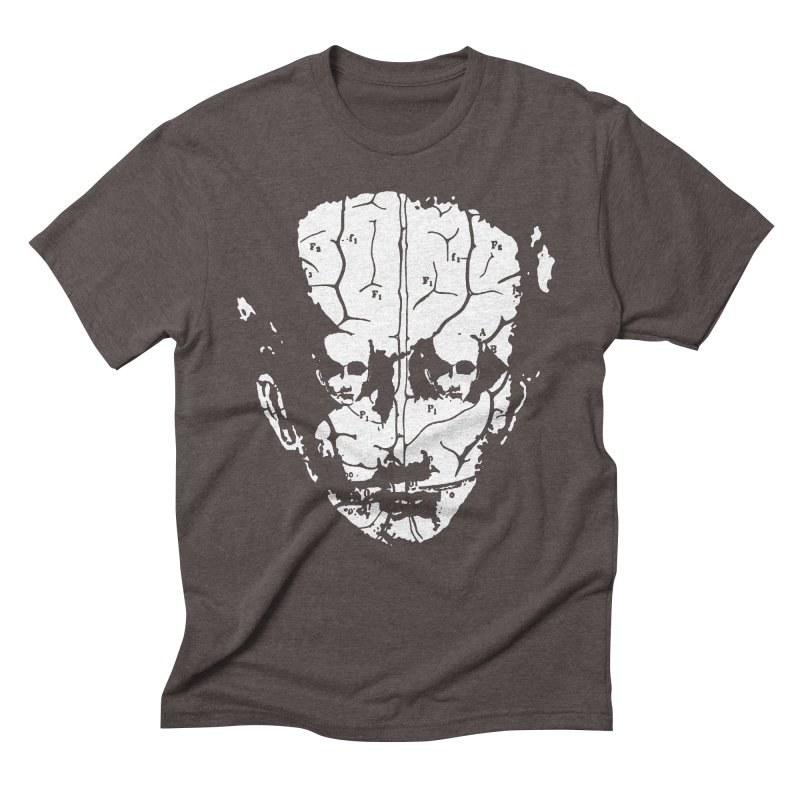 ich und es Men's Triblend T-Shirt by titus toledo