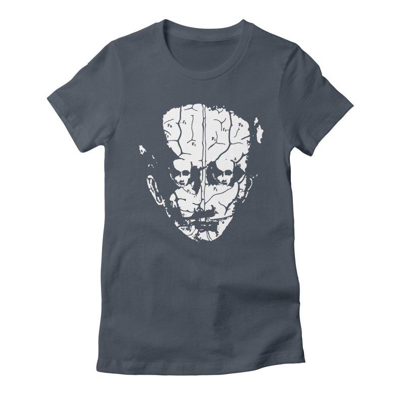 ich und es Women's Fitted T-Shirt by titus toledo
