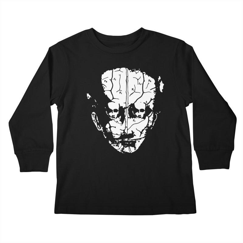 ich und es Kids Longsleeve T-Shirt by titus toledo