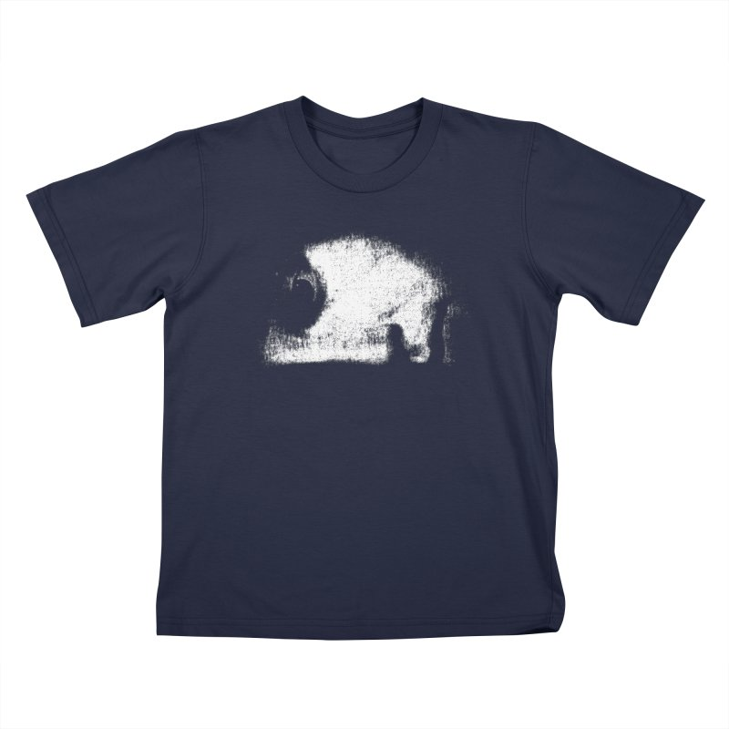 sages watching the sky Kids T-Shirt by titus toledo
