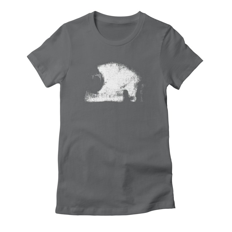 sages watching the sky Women's Fitted T-Shirt by titus toledo