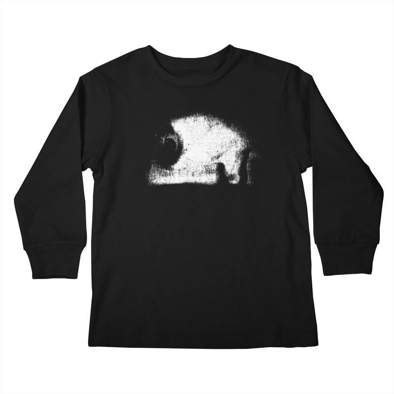 sages watching the sky Kids Longsleeve T-Shirt by titus toledo
