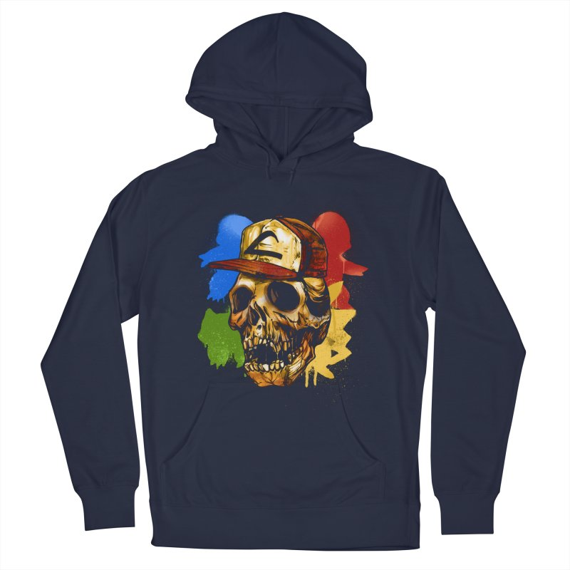 POCKÉMON - GO  Men's Pullover Hoody by T.JEF