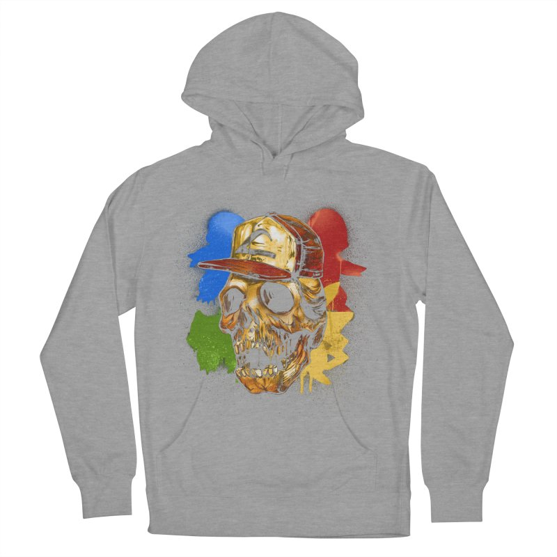POCKÉMON - GO  Men's French Terry Pullover Hoody by T.JEF