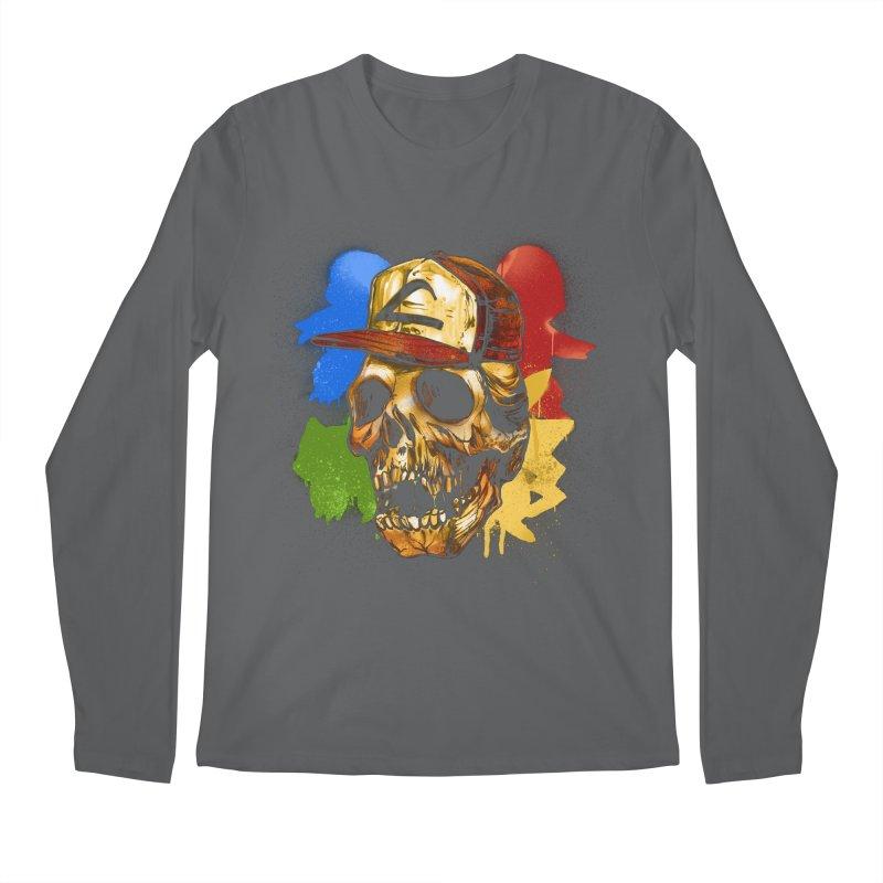 POCKÉMON - GO  Men's Longsleeve T-Shirt by T.JEF