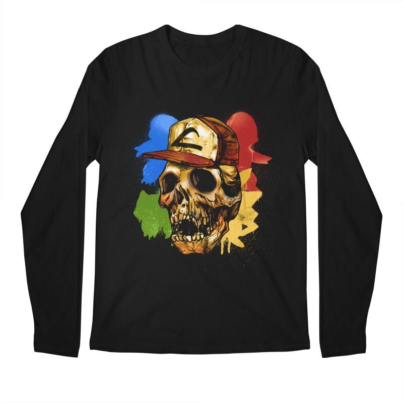 POCKÉMON - GO  Men's Regular Longsleeve T-Shirt by T.JEF