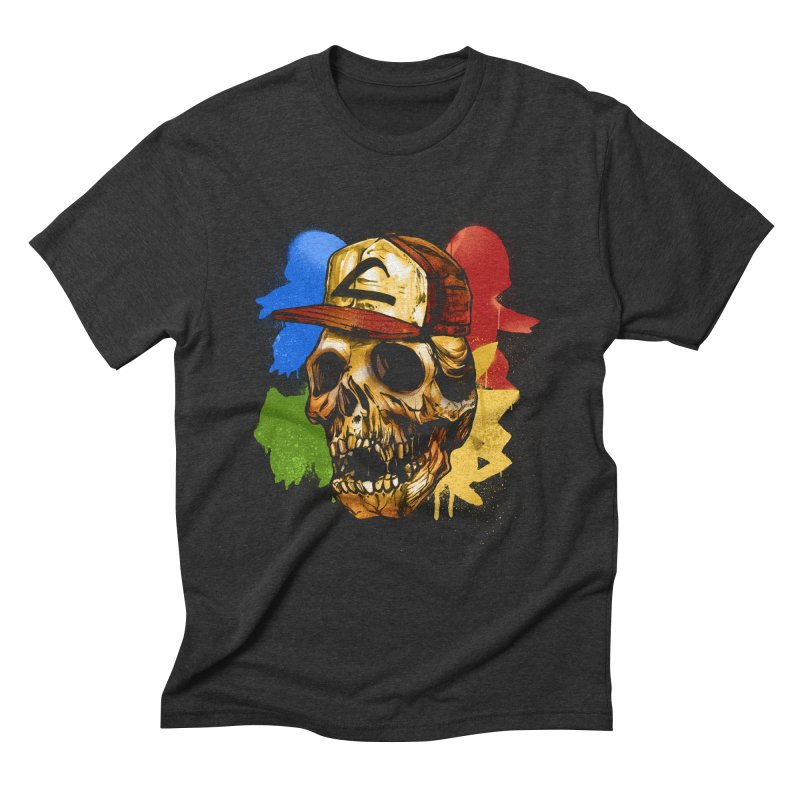 POCKÉMON - GO  Men's Triblend T-Shirt by T.JEF