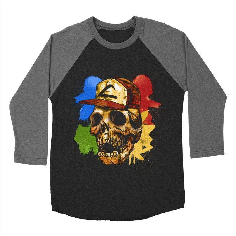 POCKÉMON - GO  Men's Baseball Triblend T-Shirt by T.JEF