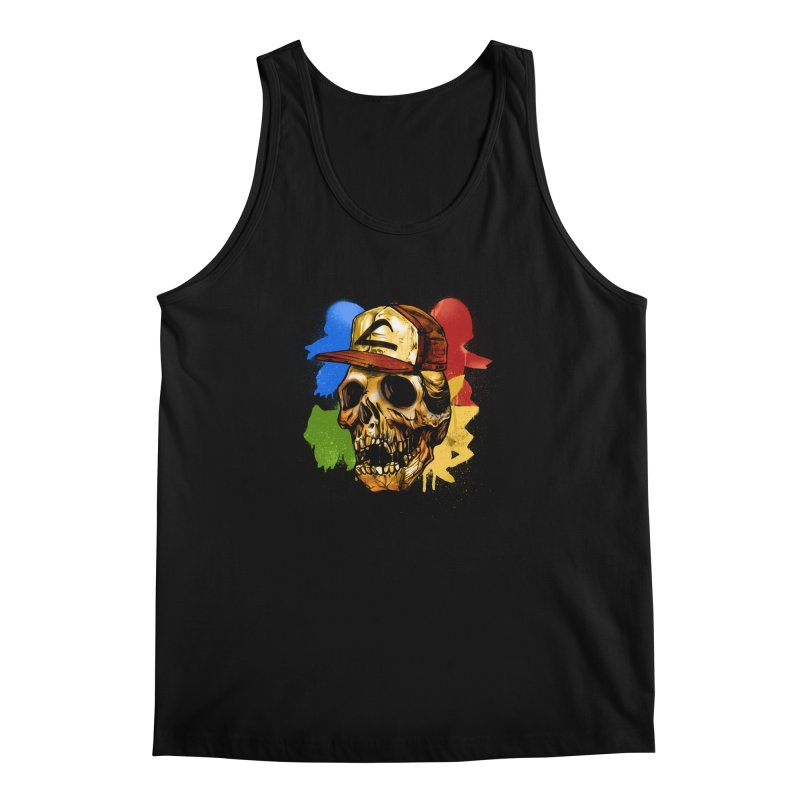 POCKÉMON - GO  Men's Regular Tank by T.JEF