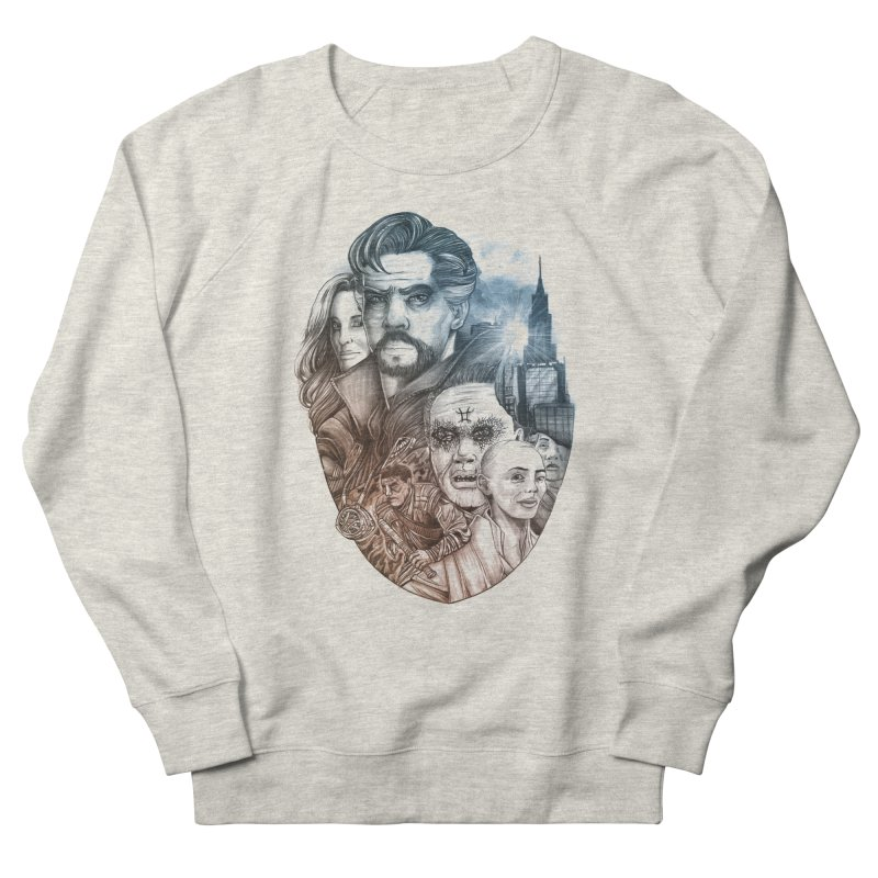 Dr Strange Men's Sweatshirt by T.JEF