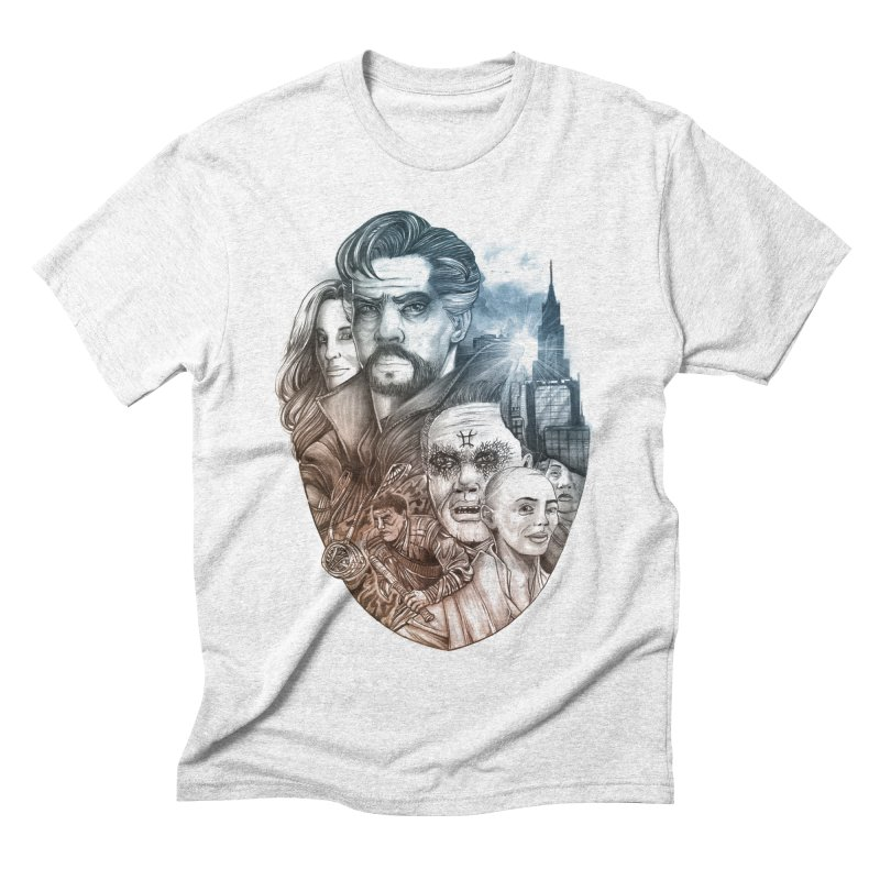 Dr Strange Men's Triblend T-shirt by T.JEF