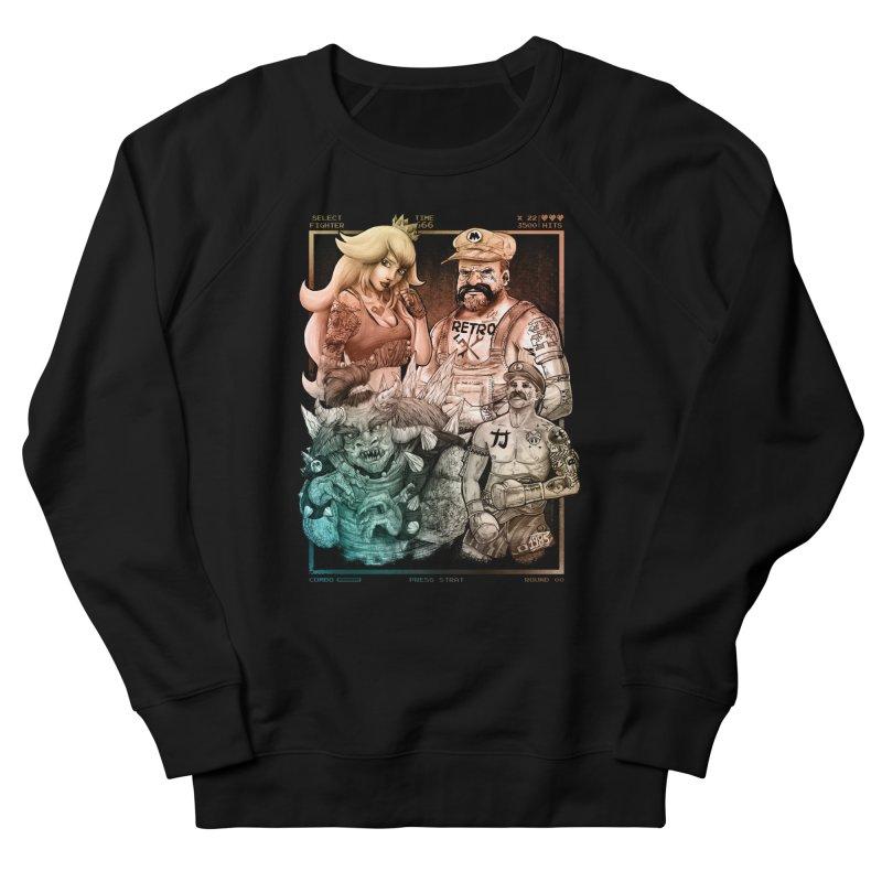Fighters WORLD Women's Sweatshirt by T.JEF