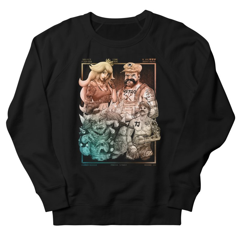Fighters WORLD Men's Sweatshirt by T.JEF