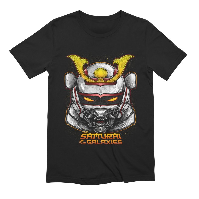 HANNYA - JASPION Men's Extra Soft T-Shirt by T.JEF