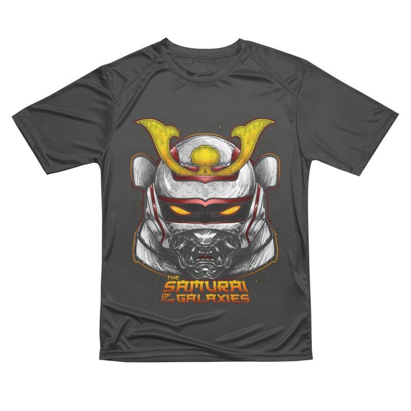 HANNYA - JASPION Men's Performance T-Shirt by T.JEF