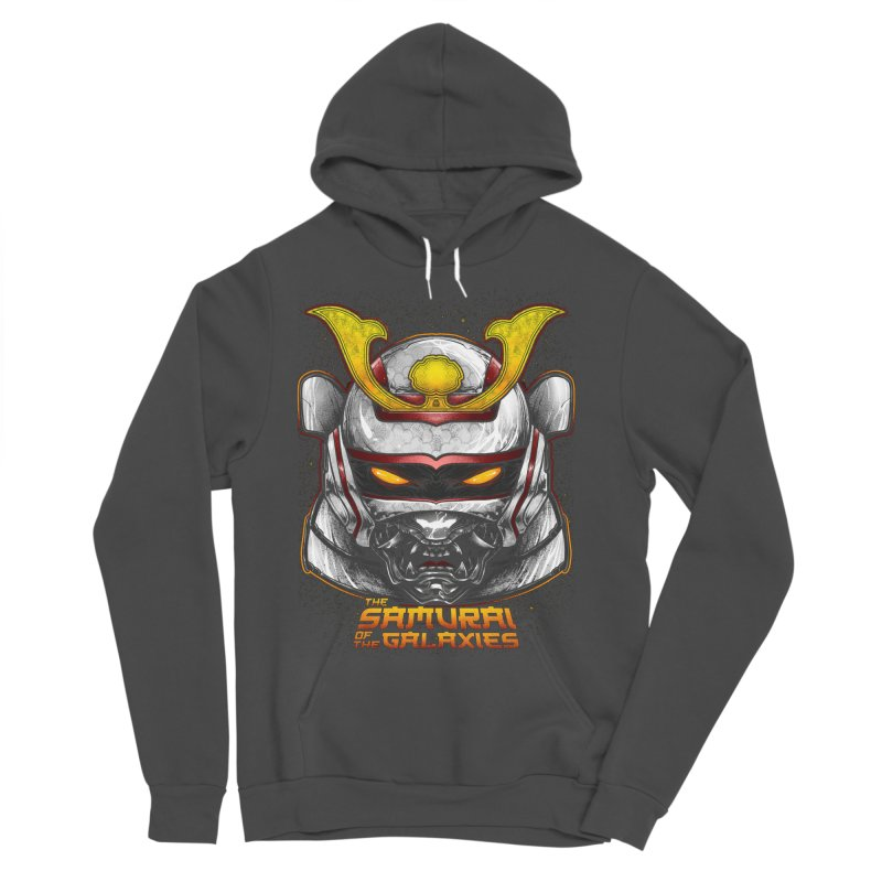 HANNYA - JASPION Men's Sponge Fleece Pullover Hoody by T.JEF