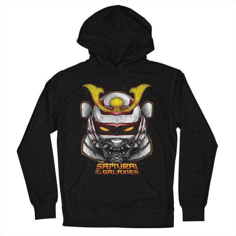 HANNYA - JASPION Men's French Terry Pullover Hoody by T.JEF