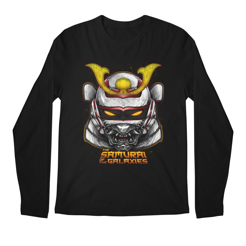 HANNYA - JASPION Men's Longsleeve T-Shirt by T.JEF