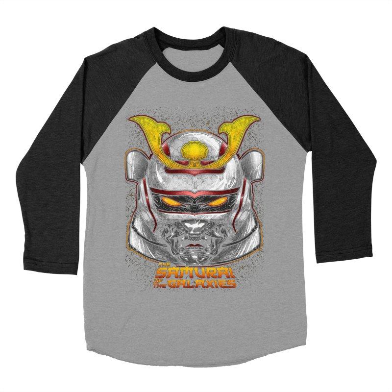 HANNYA - JASPION Men's Baseball Triblend Longsleeve T-Shirt by T.JEF