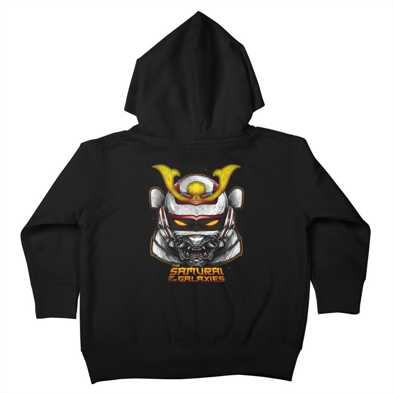 HANNYA - JASPION Kids Toddler Zip-Up Hoody by T.JEF