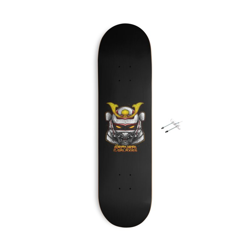 HANNYA - JASPION Accessories With Hanging Hardware Skateboard by T.JEF