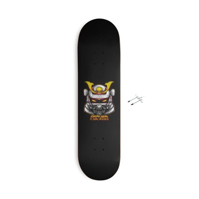 HANNYA - JASPION Accessories Skateboard by T.JEF