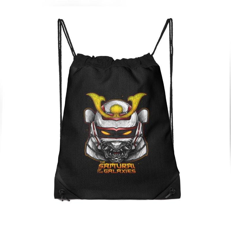 HANNYA - JASPION Accessories Bag by T.JEF