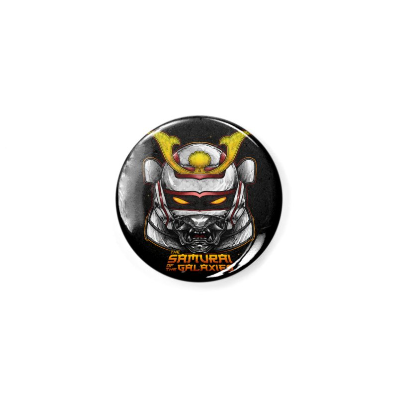 HANNYA - JASPION Accessories Button by T.JEF