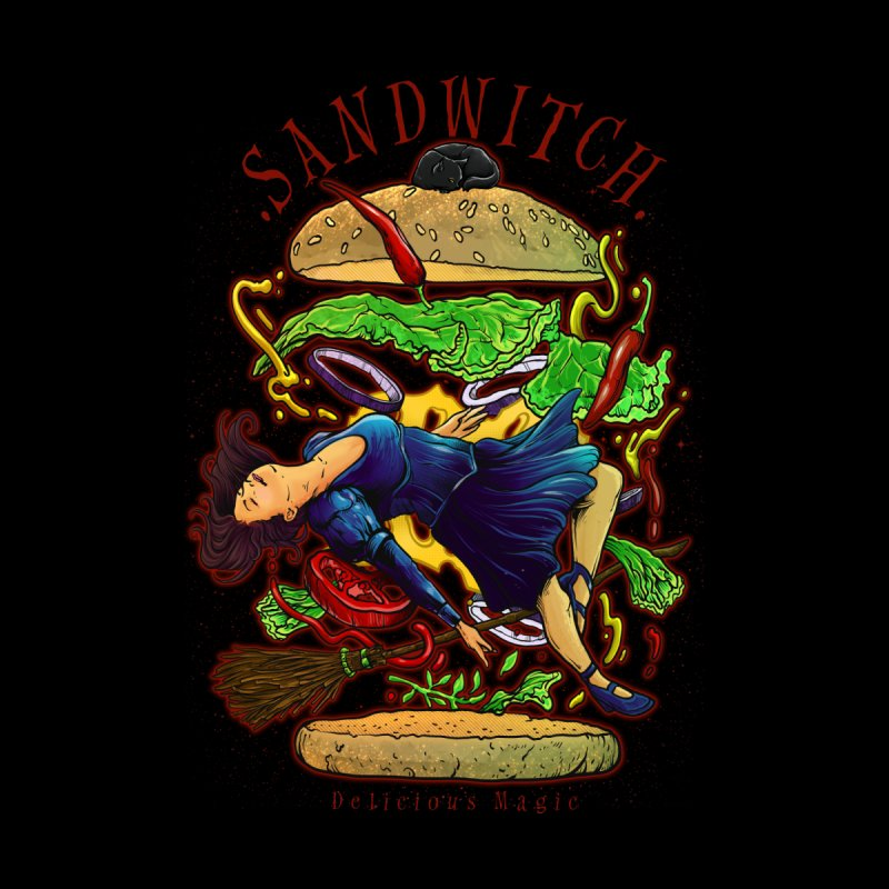 SandWitch Accessories Magnet by T.JEF
