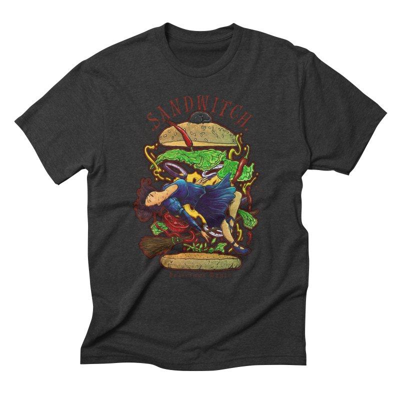 SandWitch Men's T-Shirt by T.JEF