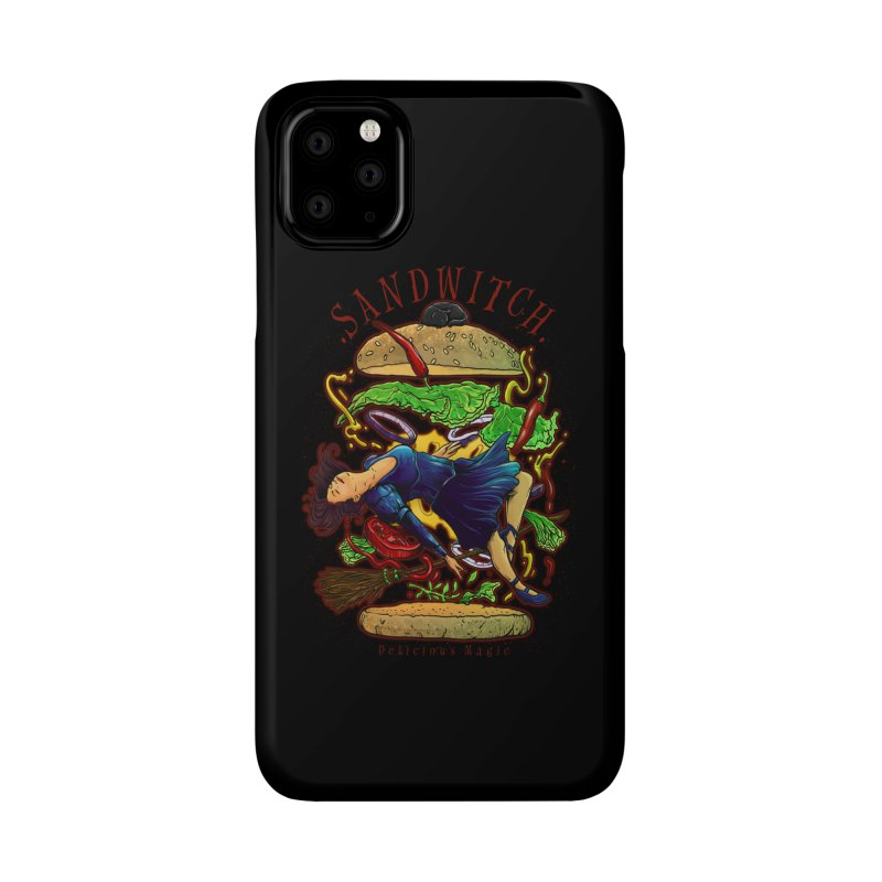 SandWitch Accessories Phone Case by T.JEF