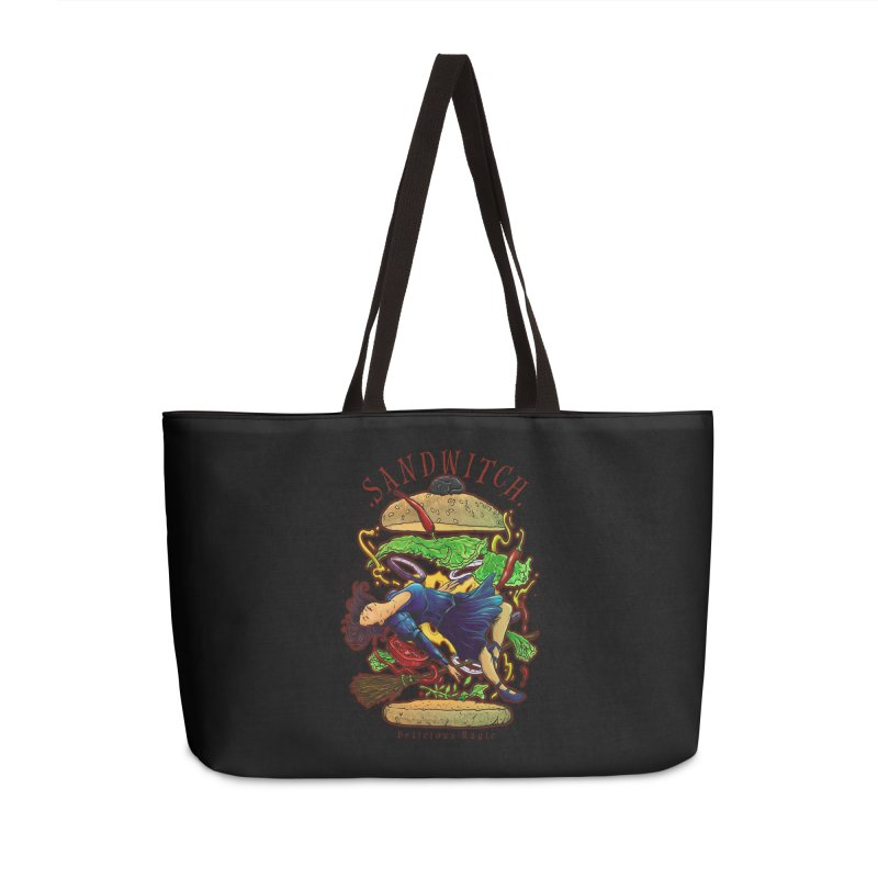 SandWitch Accessories Weekender Bag Bag by T.JEF