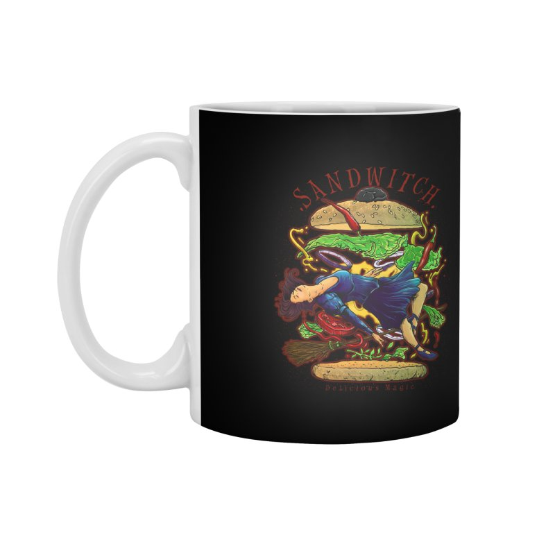 SandWitch Accessories Mug by T.JEF