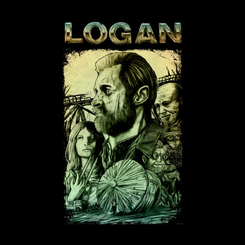 LOGAN - X23 Men's T-Shirt by T.JEF