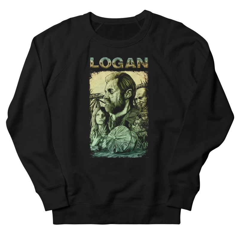 LOGAN - X23 Women's Sweatshirt by T.JEF