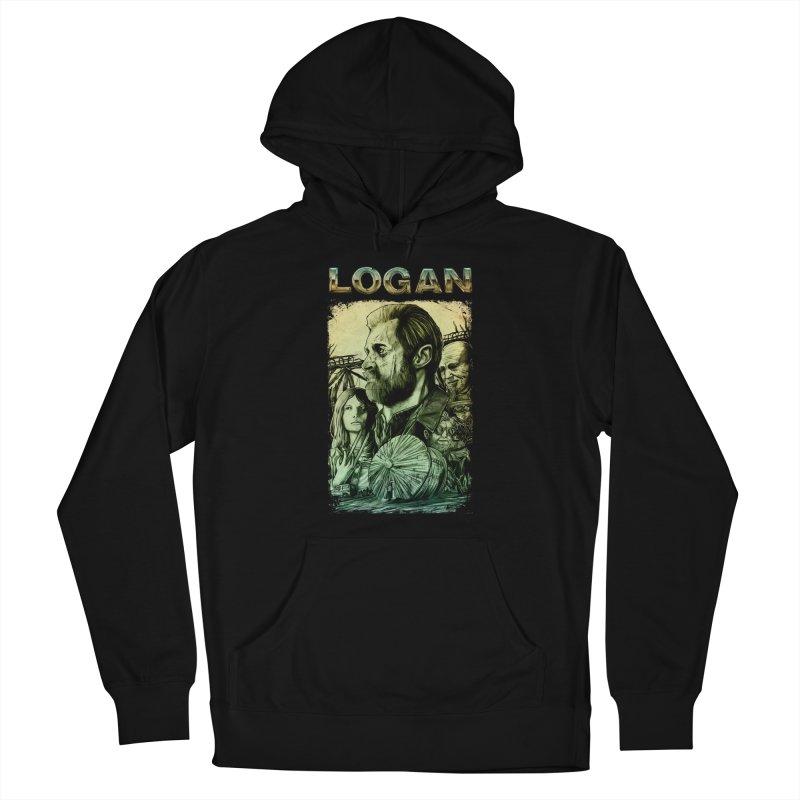 LOGAN - X23 Men's Pullover Hoody by T.JEF