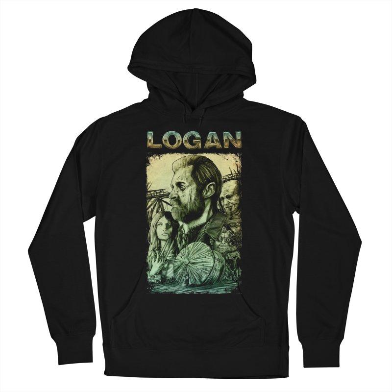 LOGAN - X23 Women's Pullover Hoody by T.JEF