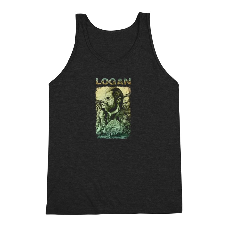 LOGAN - X23 Men's Tank by T.JEF