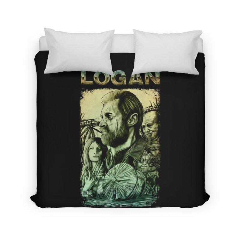 LOGAN - X23 Home Duvet by T.JEF