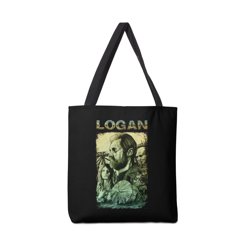 LOGAN - X23 Accessories Bag by T.JEF