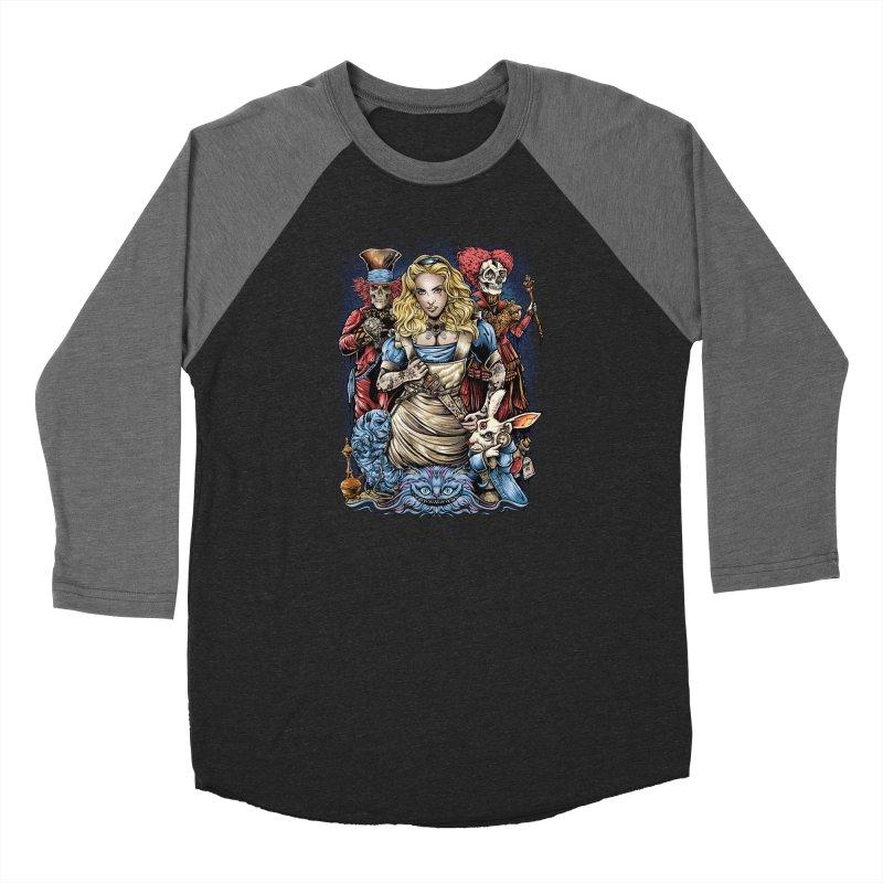 Alice Nigthmare Women's Longsleeve T-Shirt by T.JEF