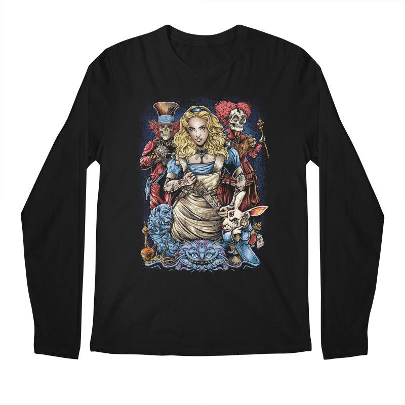 Alice Nigthmare Men's Longsleeve T-Shirt by T.JEF