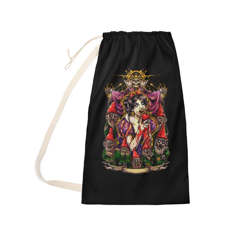 SNOW WHITE Accessories Bag by T.JEF