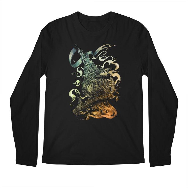 FIREBIRD  Men's Longsleeve T-Shirt by T.JEF