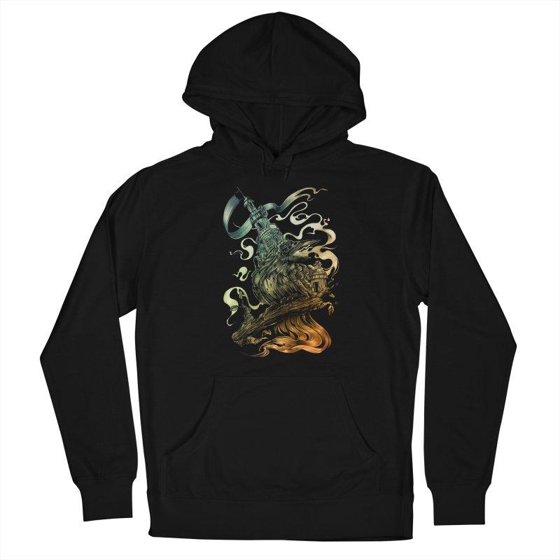 FIREBIRD  Men's Pullover Hoody by T.JEF