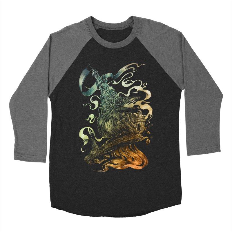 FIREBIRD  Men's Baseball Triblend Longsleeve T-Shirt by T.JEF