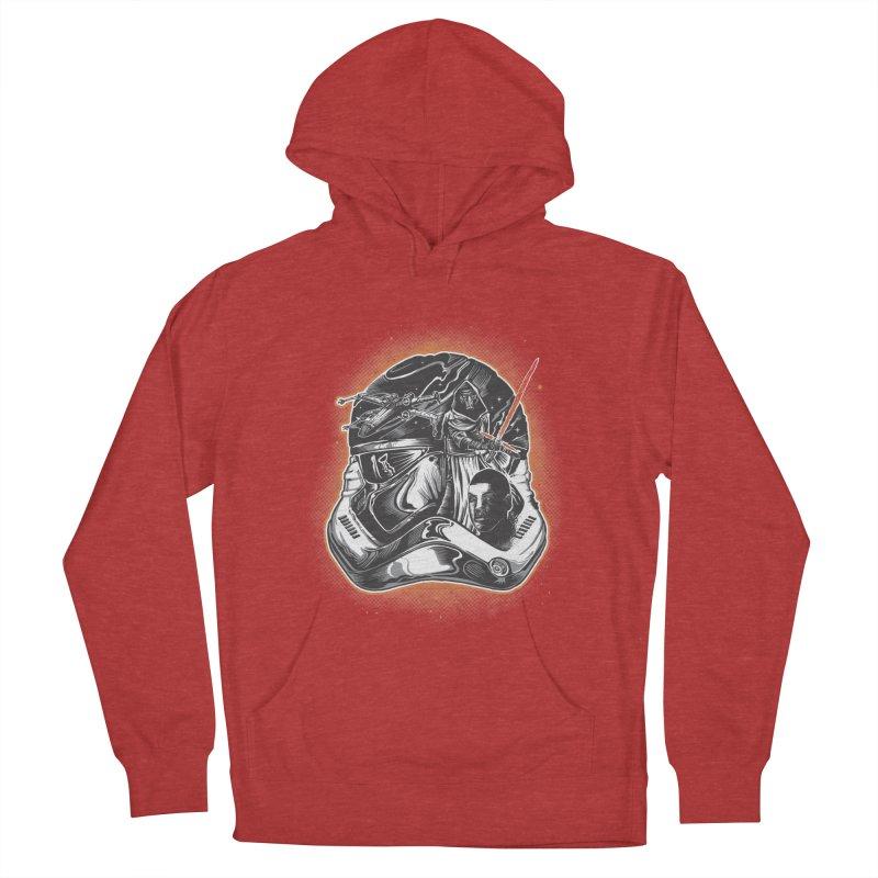 força desperta Men's Pullover Hoody by T.JEF