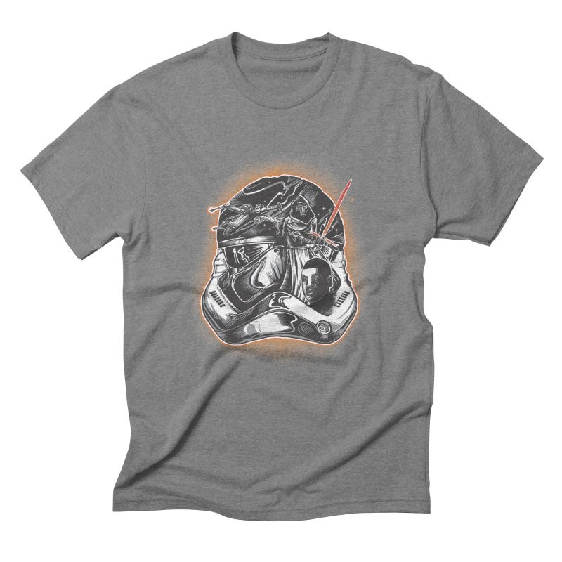 força desperta Men's T-Shirt by T.JEF