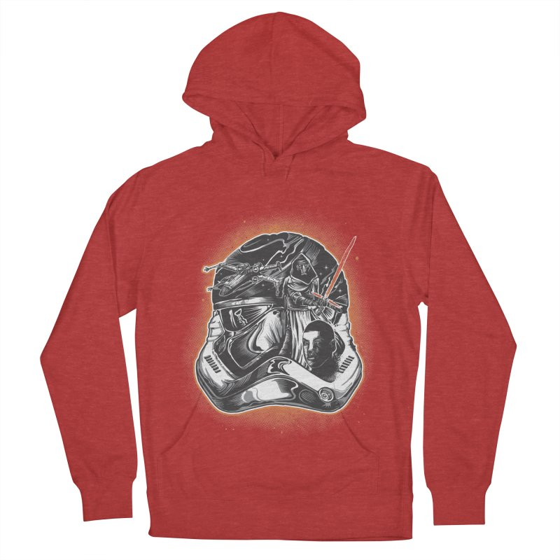 força desperta Women's Pullover Hoody by T.JEF