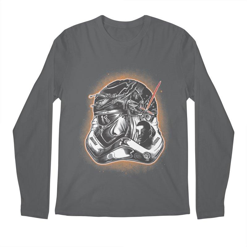 força desperta Men's Regular Longsleeve T-Shirt by T.JEF